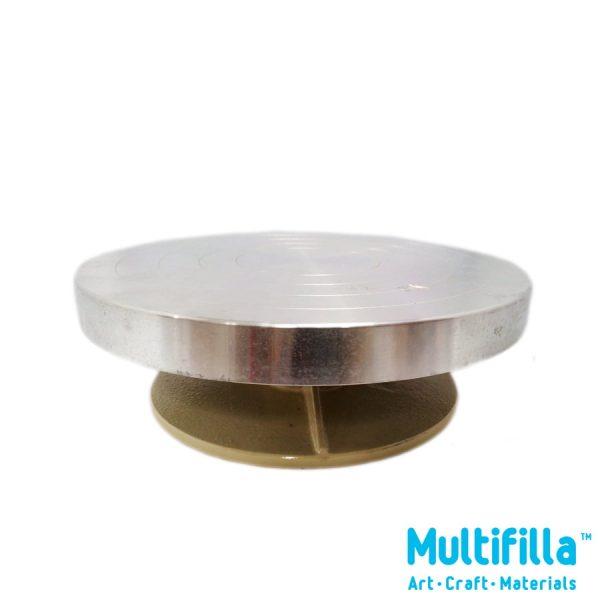 aluminium-top-cast-iron-base-dual-worktop-turntable