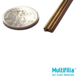 multifilla-1251-round-brass-tube