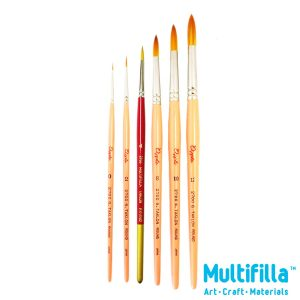 multifilla-2700-golden-taklon-round-top-logo