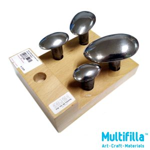 multifilla-4pcs-staking-former-with-wooden-hand