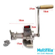 multifilla-aluminium-mini-clay-extruder-logo