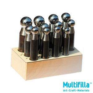 multifilla-ct106b-deluxe-doming-punch-12pcs-set