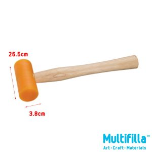 multifilla-ct1275-yellow-plastic-mallet