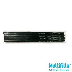 multifilla-drawing-pencils-2b-5b-set-of-4pcs