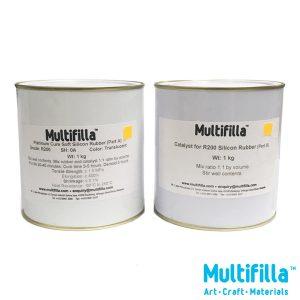 multifilla-r200-platinum-cure-softsilicon-rubber-1kg-catalyst-1kg-88103475