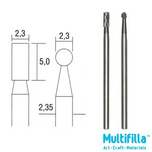tungsten-carbide-millers-2-pcs-cylindrical-and-ball-shape