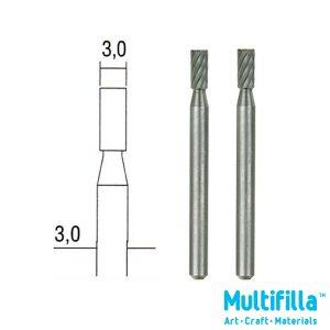 tungsten-vanadium-milling-bit-2-pcs-cylindrical-3-mm