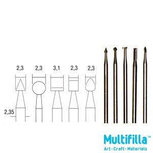 tungsten-vanadium-milling-bits-5-pcs-different-shapes